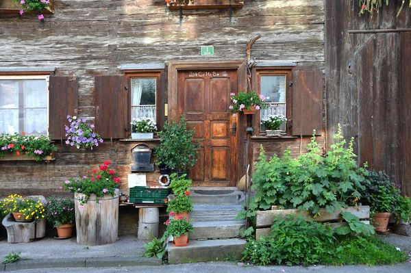 Cum sa oferi un aer rustic casei tale
