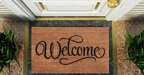 Covorul de la intrare e cartea ta de vizita. Iata cum sa-l alegi pe cel mai potrivit