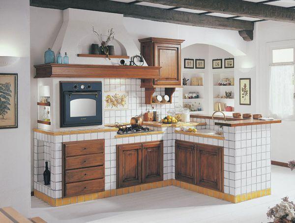 Cum utilezi o bucatarie rustica. 10 propuneri cu efect garantat