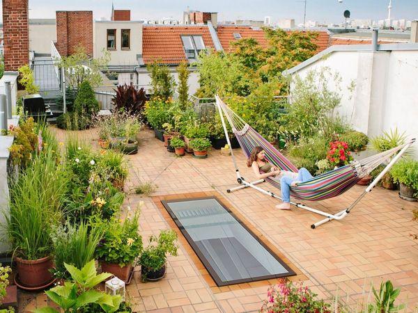 Idei de amenajare pentru o mica gradina urbana - galerie de imagini