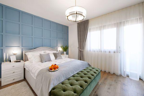 Amenajarea unui apartament bucurestean - echilibru intre clasic si modern