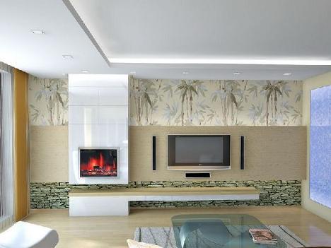 Un apartament minimalist in culori placute si naturale