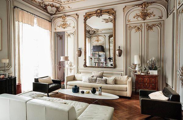 Cum sa decorezi un apartament in stil parizian - 10 imagini care sa te inspire