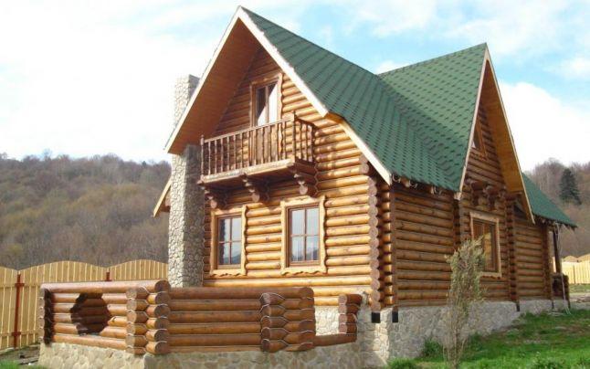 Case din lemn foarte ieftine care sunt costurile for Foto case americane