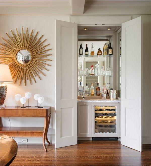 Idei pentru barul de acasa - Galerie foto