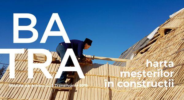 Bienala de Arhitectura Transilvania, la start: peste 35 de evenimente in 17 zile, cu tematici pentru public specializat, dar si pentru intreaga familie.