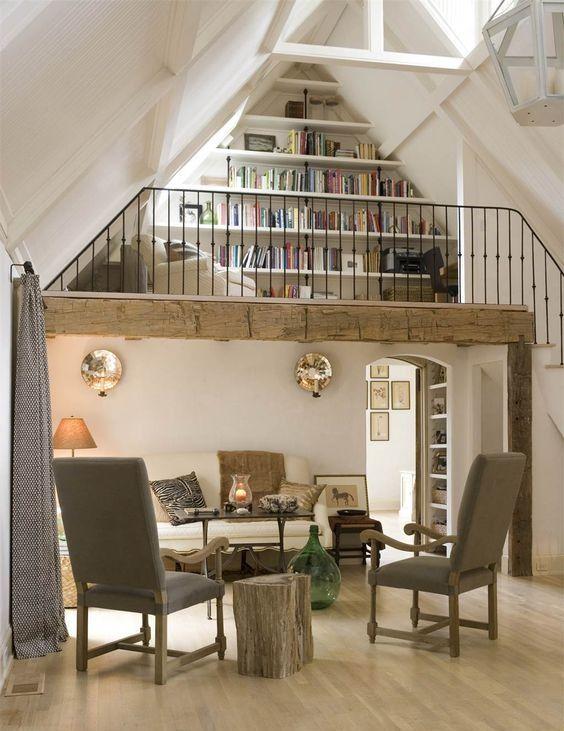 Amenajari interioare practice si spectaculoase - 16 camere etajate care sa te inspire