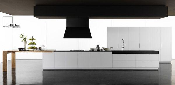 Cum se realizeaza o bucatarie moderna minimalista: idei pentru a te lasa inspirat