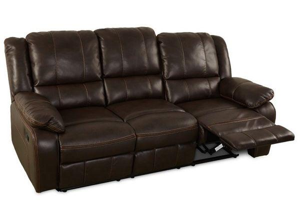 Canapea 3 locuri cu sistem recliner