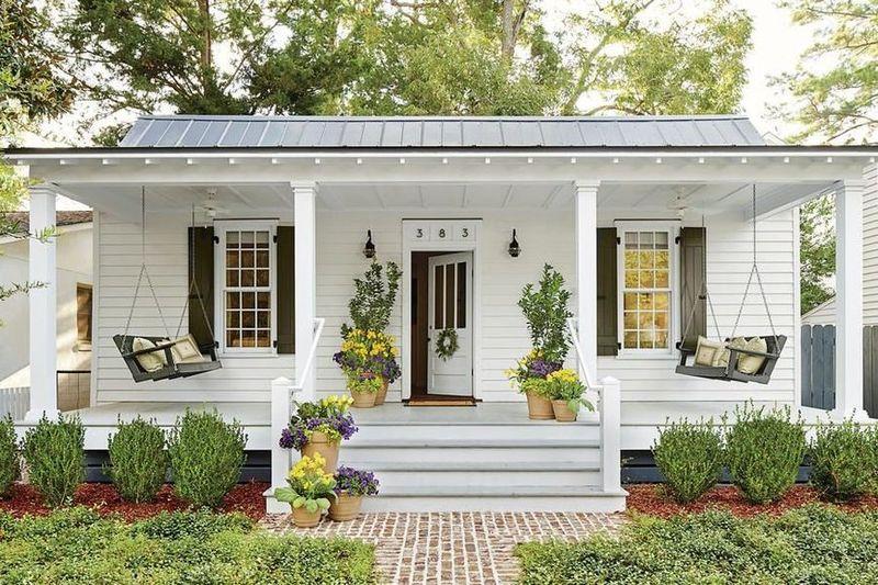 Cum sa renovezi o casa veche de peste 100 de ani - imagini interior si exterior