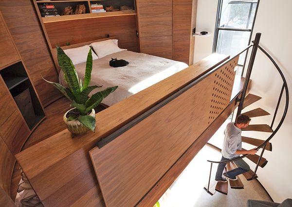 Dormitor casa siloz