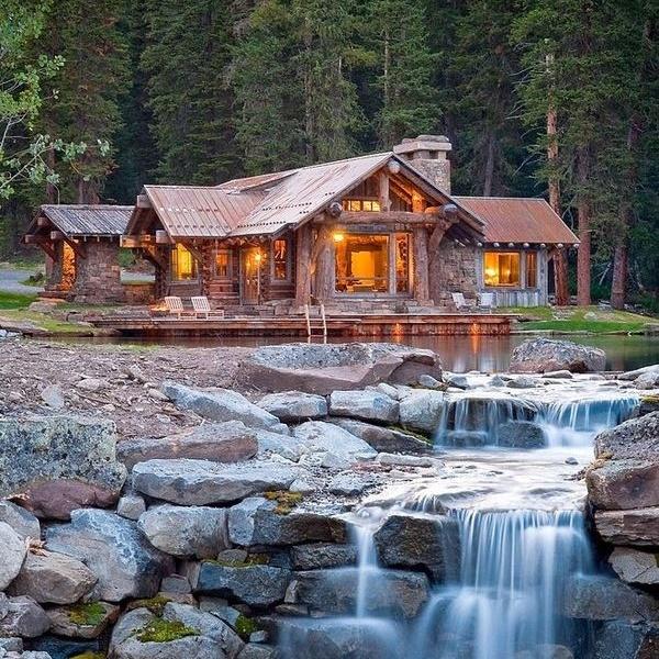 Farmec si respect pentru natura intr-o casa de vacanta de vis
