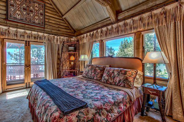 Dormitor casa vacanta