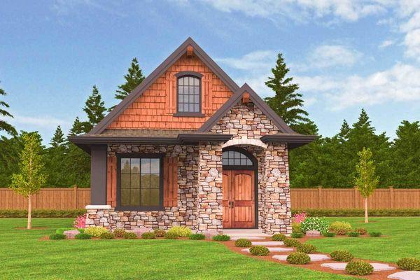 Casa de vacanta sau casa de oaspeti - imagini si proiect