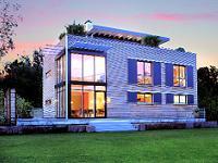 Casele gandite ecologic sunt noua tentatie a luxului modern