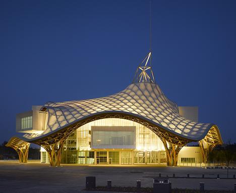 Arta si arhitectura: Cele mai spectaculoase muzee din lume - Galerie foto