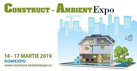 La Construct - Ambient Expo se gasesc cele mai inspirate idei de amenajari interioare si exterioare