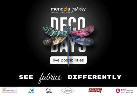 Deco Days in 28-29 septembrie la 2017 la Cluj Napoca