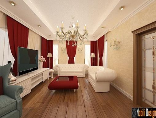 Abordarea stilului de design interior clasic intr un apartament - Design interior apartamente ...