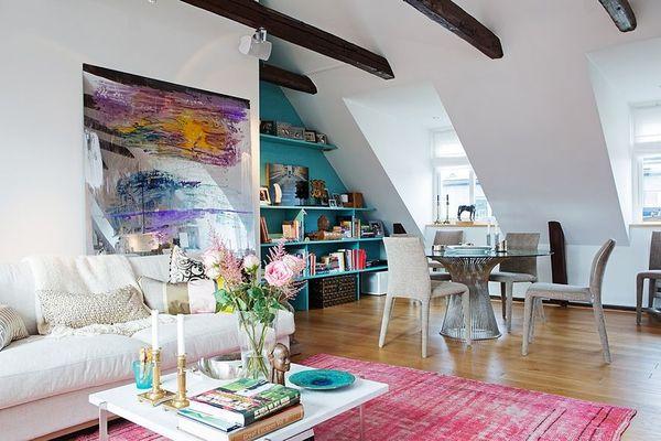 Design scandinav intr-un superb apartament modern cu trei dormitoare