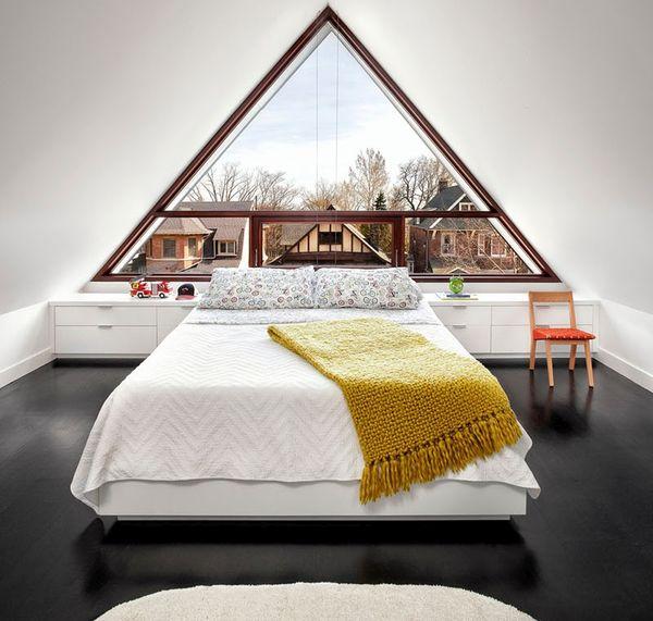 Cum sa transformi o casa veche intr-una moderna - imagini si proiect