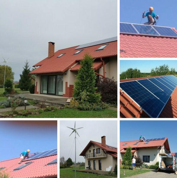 Tot ce trebuie sa stii despre instalarea la tine acasa a panourilor solare fotovoltaice