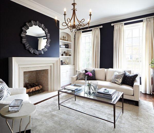 Cum sa-ti decorezi casa in alb si negru - Galerie foto