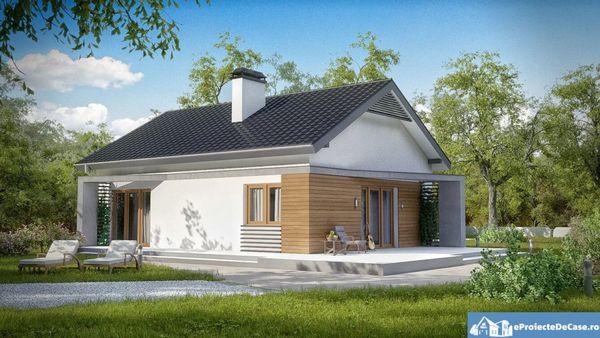 4 avantaje ale unor proiecte de case mici