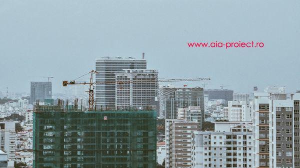 AIA Proiect ofera posibilitatea evaluarii imobiliare autorizate inca din faza de proiectare