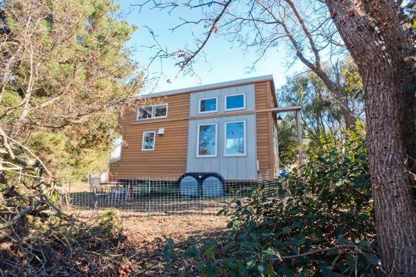Ai putea trai intr-o casa mica de doar 22 de metri patrati?