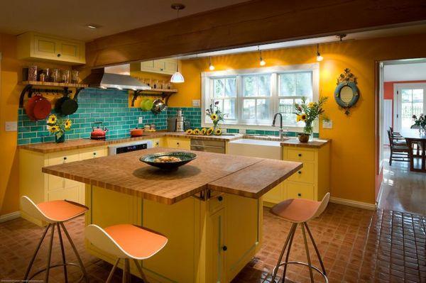 Alege culorile potrivite pentru tine si casa ta! - Galerie foto