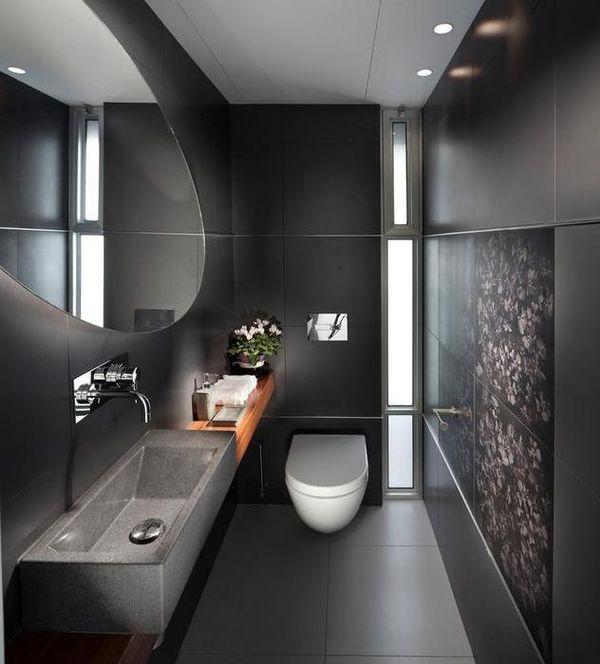 30 de idei de la specialist: cum amenajam o baie moderna - Galerie ...