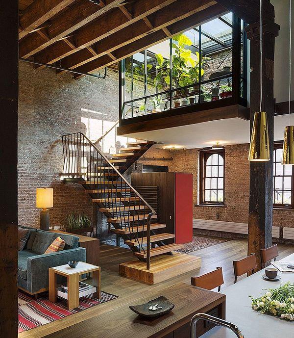 Gradina interioara etajata