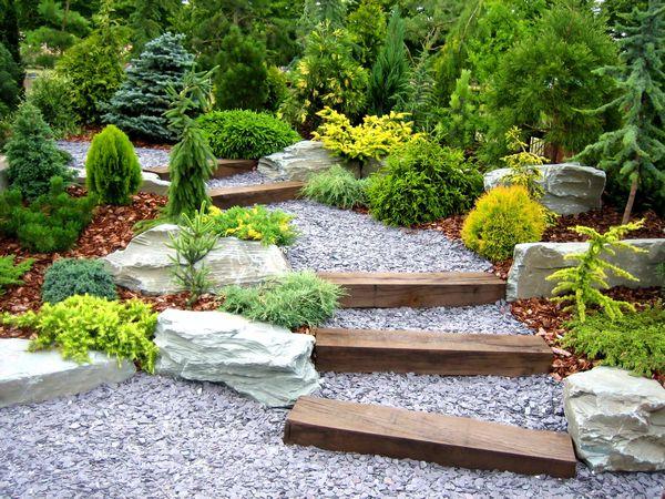Idei pentru gradini frumoase si usor de intretinut - galerie imagini