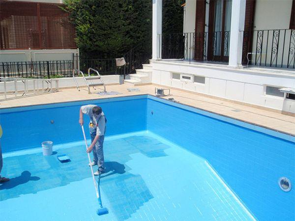 Doua tipuri de hidroizolatii piscine
