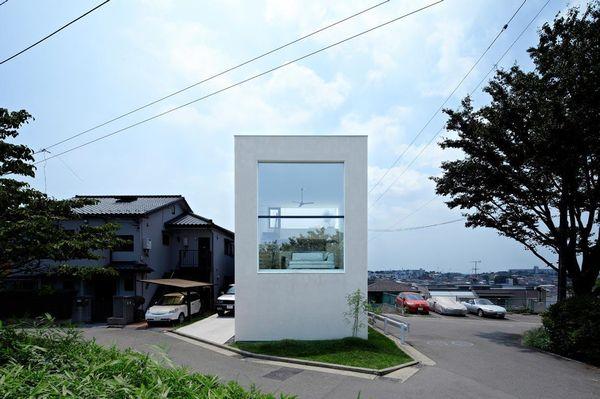 Casa moderna pentru o tanara familie - galerie foto