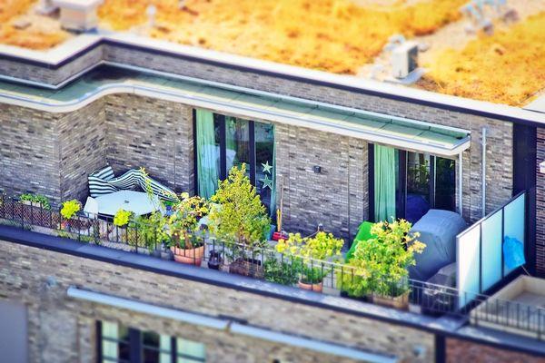 5 idei de amenajare pentru balcon