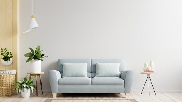 5 idei pentru a decora un living minimalist