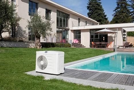 Pompele de caldura, o solutie eficienta pentru incalzirea apei din piscine