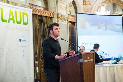 LAUD 2014 - un eveniment despre arhitectura peisajului din Europa
