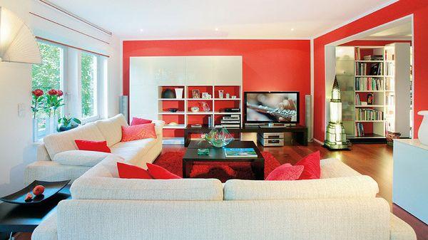 Living casa moderna