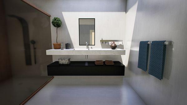 Trei materiale de constructii pe care este obligatoriu sa le folosesti cand construiesti o baie noua