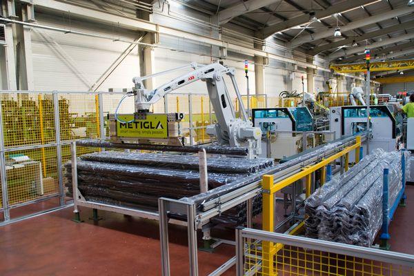Investitii de 6 milioane de euro in productia de invelitori si sisteme metalice