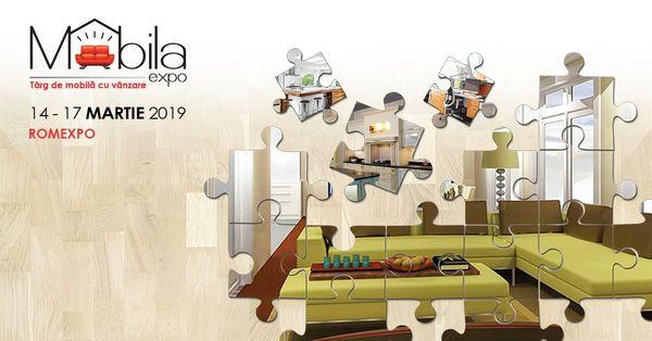Participa ca expozant la Mobila Expo 2019 si beneficiezi de un plus de notorietate