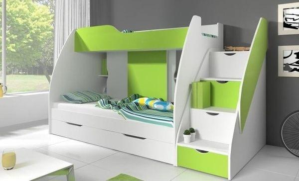 Mobila pentru copii cu pat etajat
