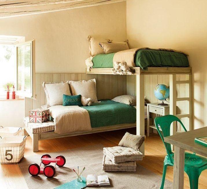 Camere de copii frumoase si practice
