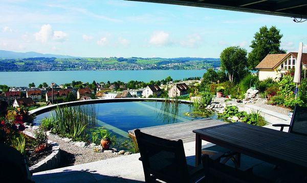 Cele mai frumoase piscine naturale - Galerie foto