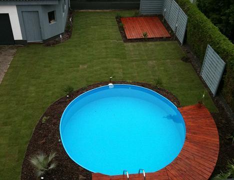 Ghid piscina care sunt avantajele si dezavantajele for Piscine ieftine din fibra