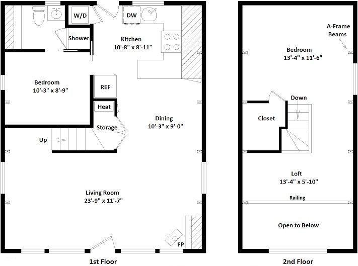 Proiect casa lemn mica forma A