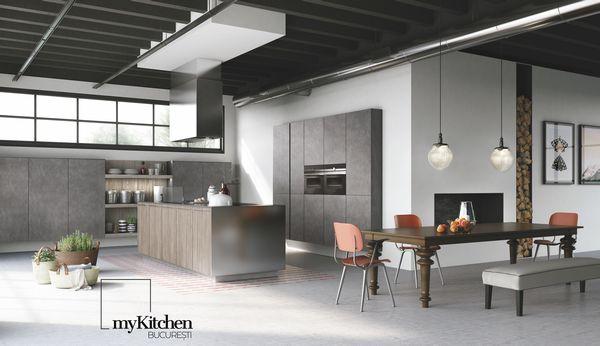 Proiectare mobila bucatarie: trei reguli de urmat pentru o bucatarie de vis